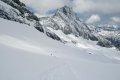 레폰틴 알프스 산맥의 허브쉬호른