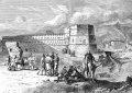 카불의 오래전 모습을 묘사한 그림