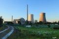 필립스부르크의 원자력 발전소