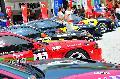 2010 싱가포르 F1 레이싱 페스티벌, 자동차