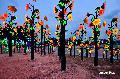 셀랑고르 샤알람시 테마공원 야경