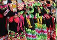 칼라샤족 여성들
