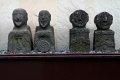옛돌박물관, 계단전시실의 망주석