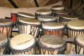 Zulu족의 전통 북