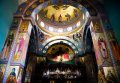 가버나움 그리스정교회 수도원 내부