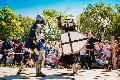 민스크 중세 문화 축제 칼 싸움 대회