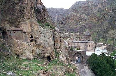 게하르트 수도원과 아자트 계곡