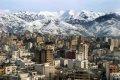 테헤란의 거리 풍경_건물, 버드뷰