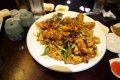 인천 차이나타운 어느 중국음식점의 요리