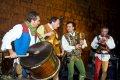 예루살렘 중세기사 축제 음악가