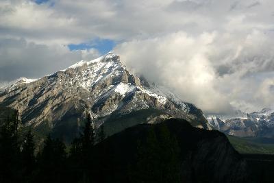 캐나다 로키 산맥공원