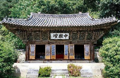 계룡산국립공원