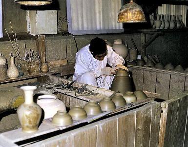 도자기공업의 제조공정