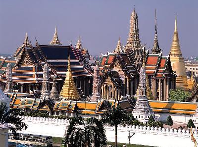 방콕 왓 프라깨오