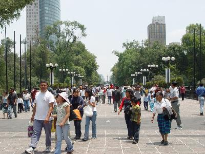 멕시코시티와 소치밀코 역사지구