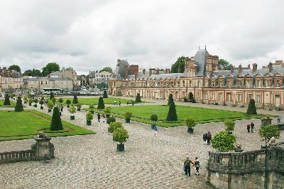 퐁텐블로 궁전과 정원