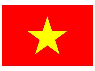 베트남의 국기
