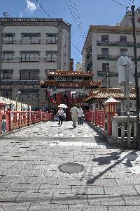 나가사키 차이나타운