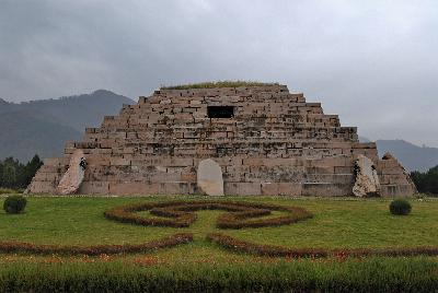 고대 고구려 왕국 수도와 묘지