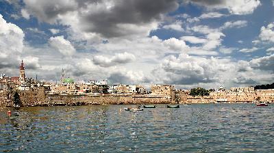 고대 도시 아크레