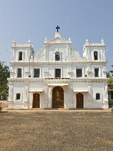 고아의 성당과 수도원