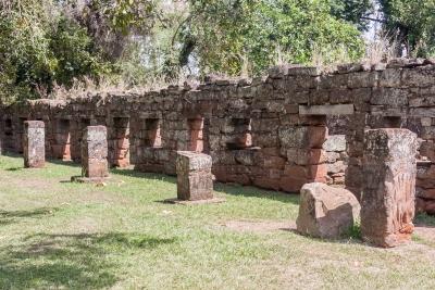 과라니족 예수회 선교단 시설