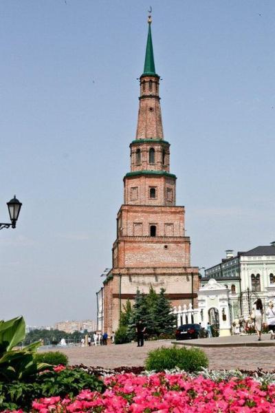 카잔 크렘린 역사건축물