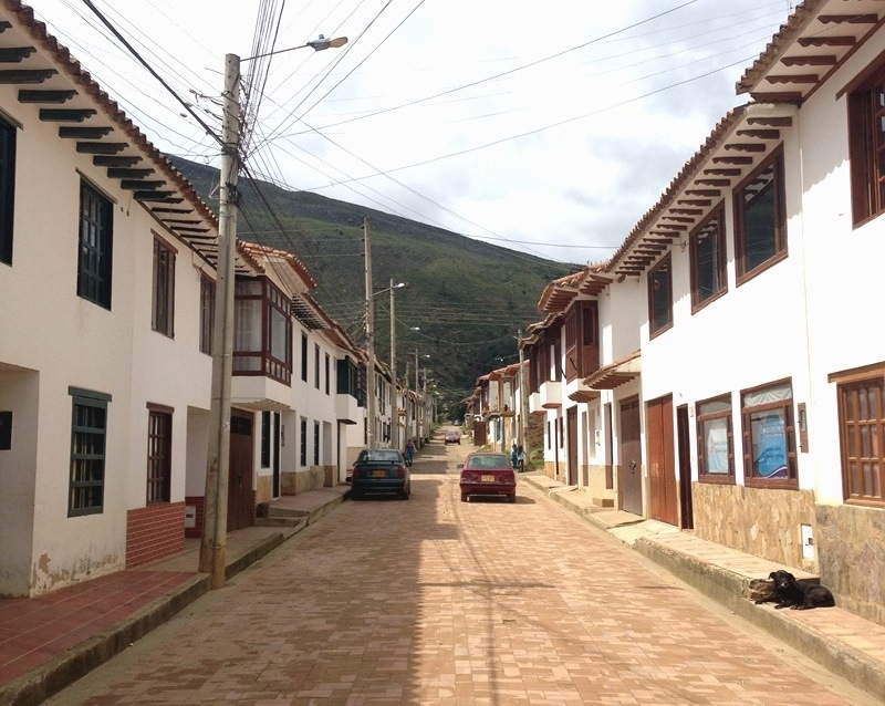 월세로 세계여행, #1-7.콜롬비아 - 비쟈데레이바 (Colombia, Villa de Leyva)