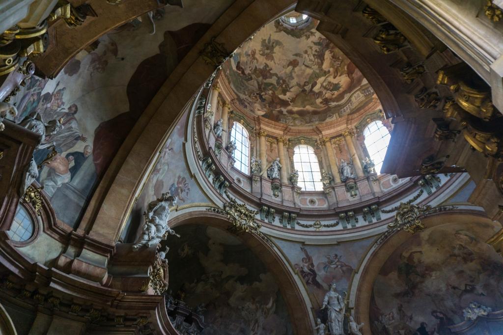 프라하 성니콜라스 성당