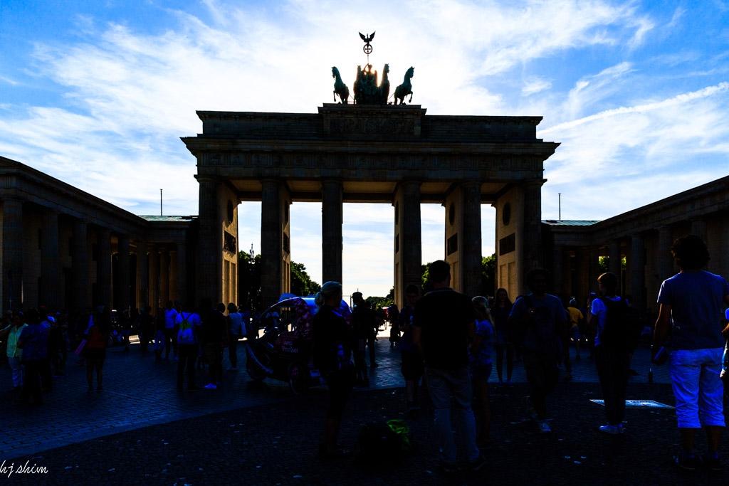 브란덴부르크문(Brandenburger Tor)/독일랜드 마크