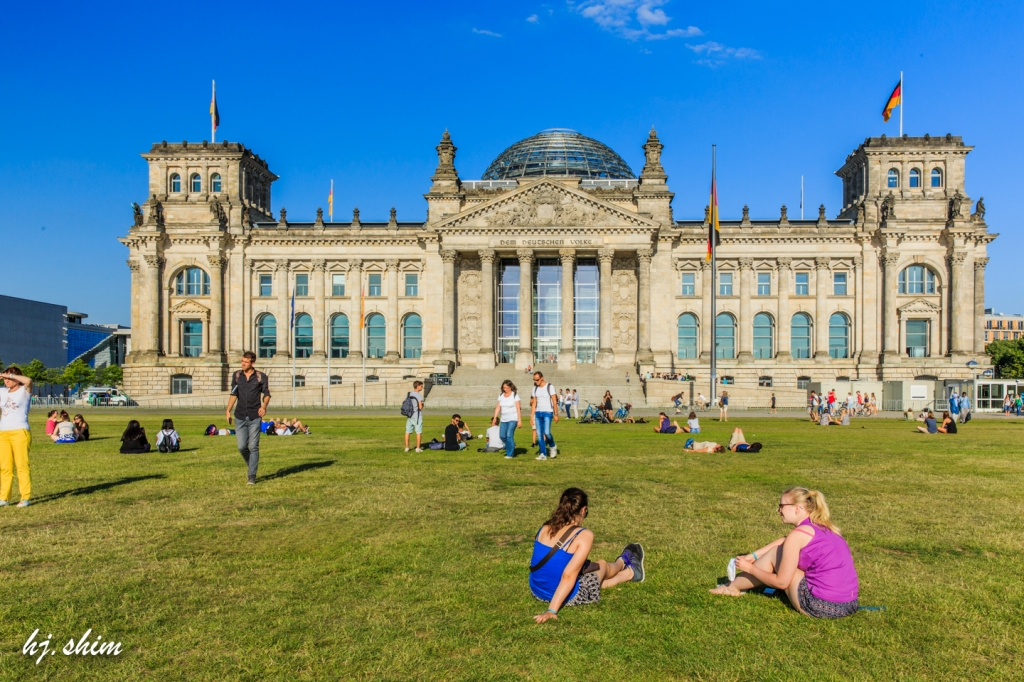 독일 연방 공화국 의사당(Reichstagsgebäude)/역사건축물