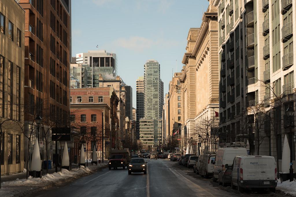 캐나다14_몬트리올의 다운타운