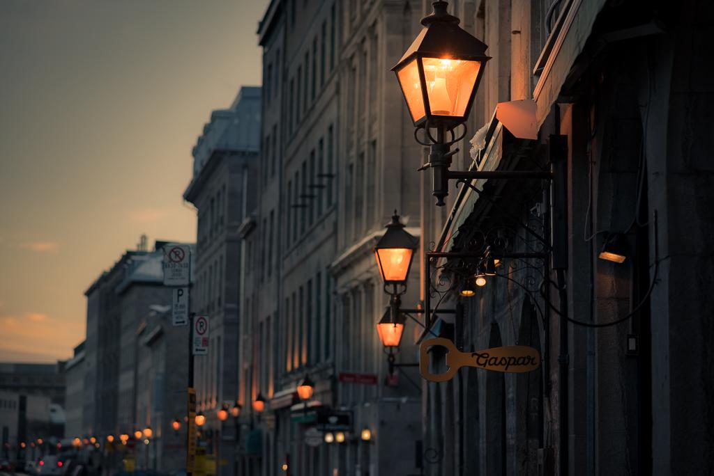 캐나다18_몬트리올의 거리들