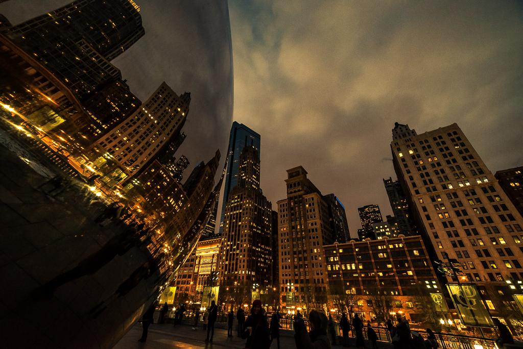 미국12_독특한 건축물들의 도시, 시카고