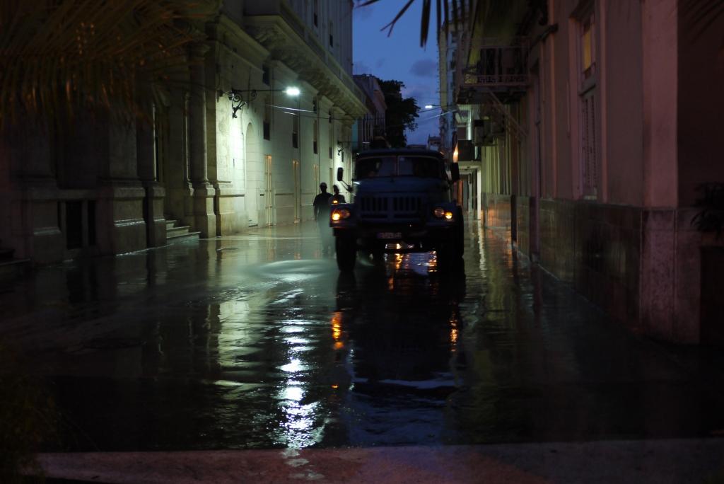 쿠바의 라스트 데이