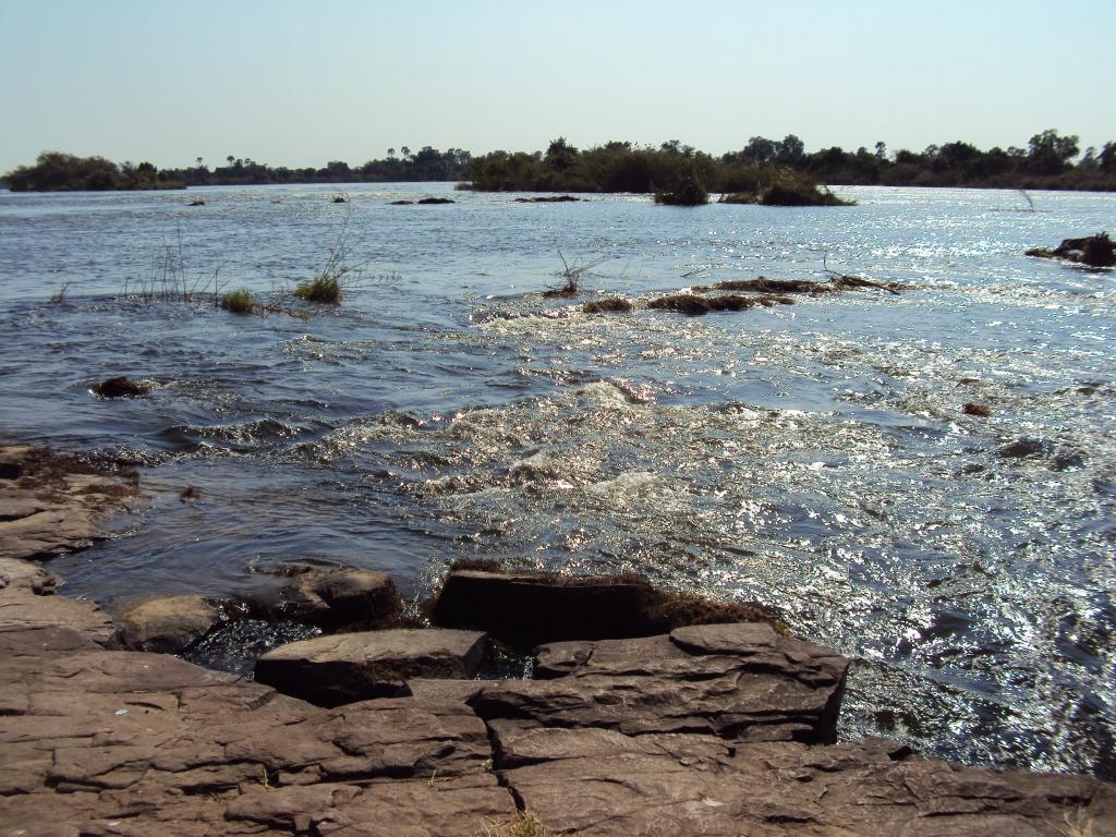 잠베지 강, 그리고 잠베지 드라이브