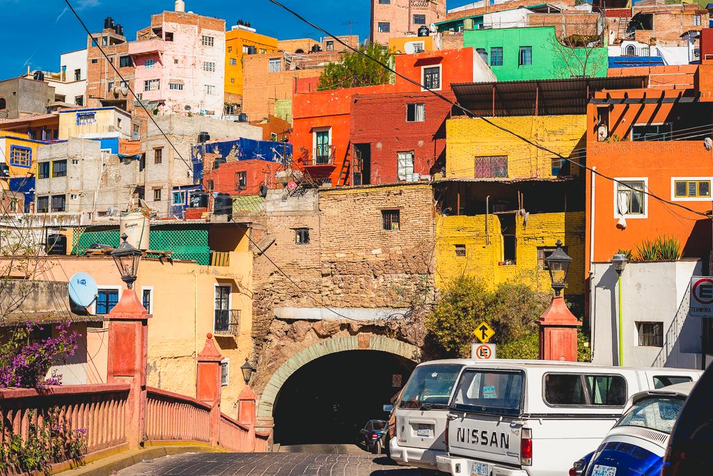 멕시코6_산 속의 화려한 도시, 과나후아토