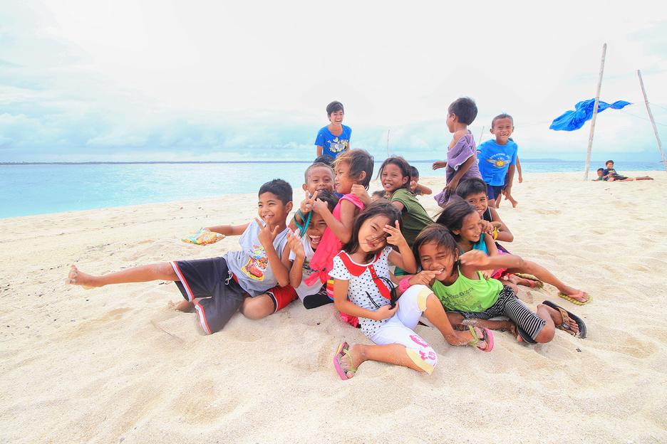 반타얀섬3.이름 모를 섬에서 만난 천국의 아이들.(필리핀세부)
