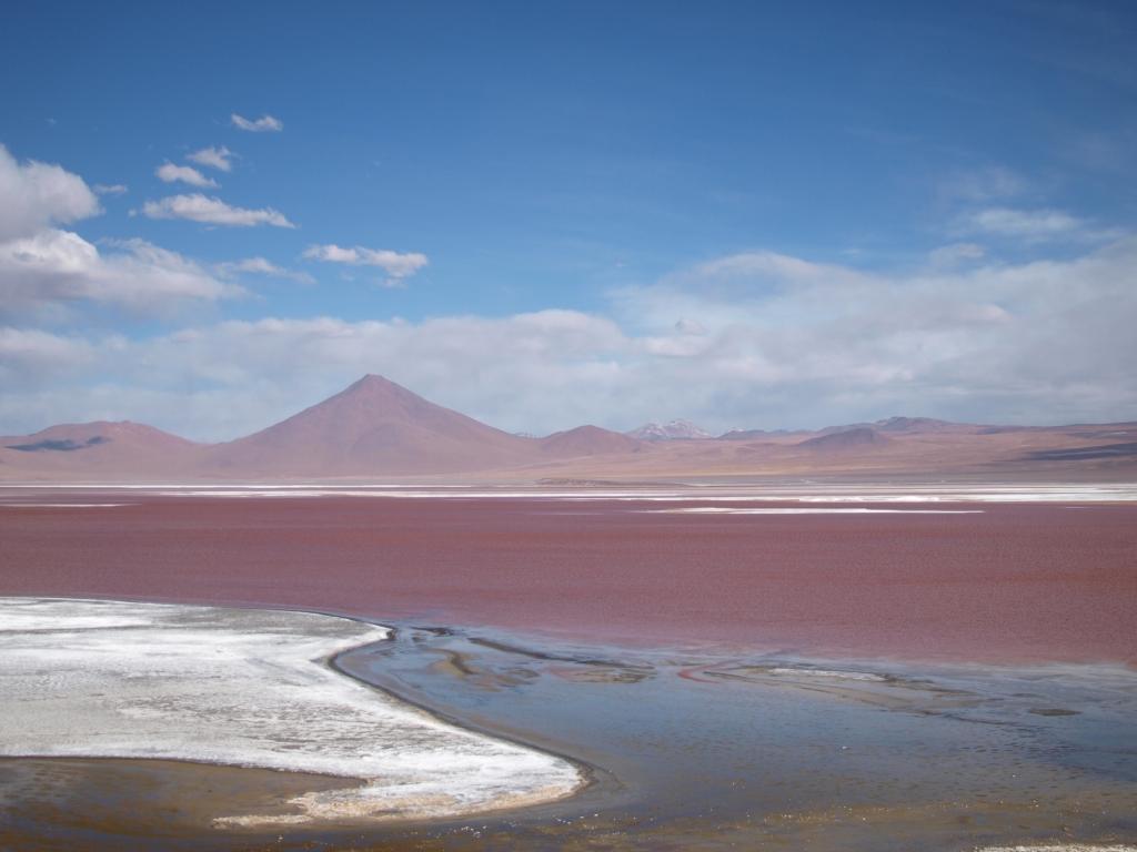 라구나 콜로라다 , 알티플라노의 호수들