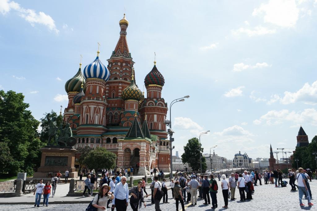 이 땅의 서쪽 끝까지 #3. 모스크바