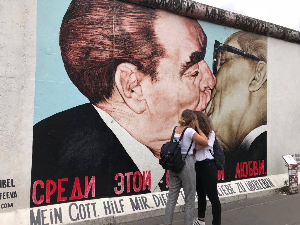 자유의 상징, 베를린의 이스트 사이드 갤러리