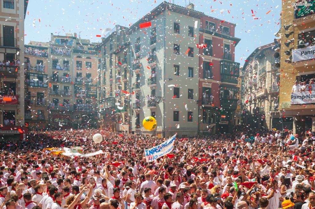[이달의 축제 속으로] 7월 축제_산 페르민 축제