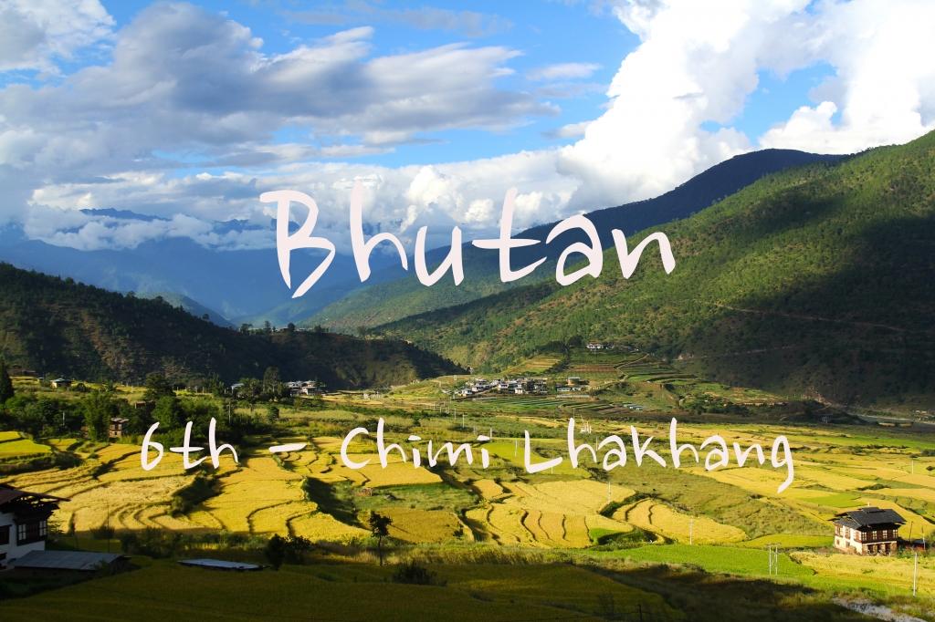 [Bhutan] 제6화 - 스님인지 카사노바인지 구분이 안 될 지경