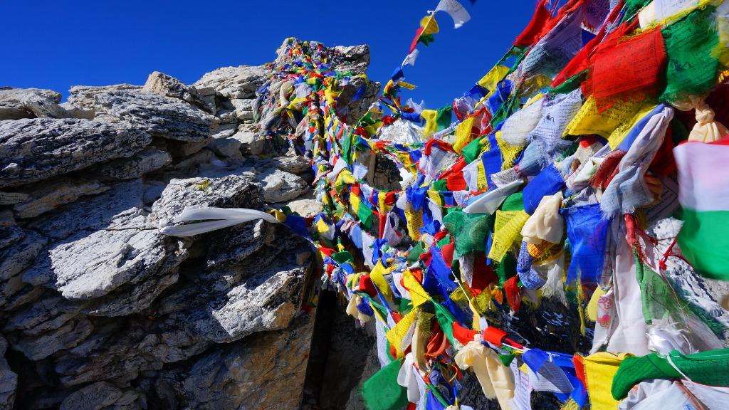 지니어스킴의 에베레스트 칼라파타르 등반기