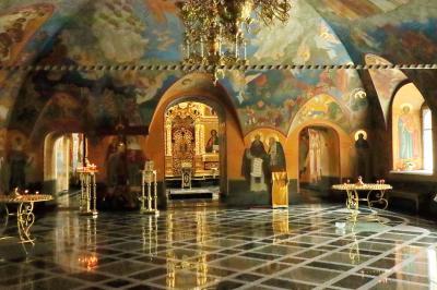 보고야브렌스키 성당 내부 15