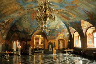 보고야브렌스키 성당 내부 13
