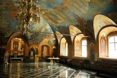 보고야브렌스키 성당 내부 14