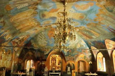 보고야브렌스키 성당 내부 16