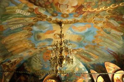 보고야브렌스키 성당 내부 17