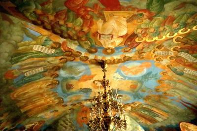 보고야브렌스키 성당 내부 18
